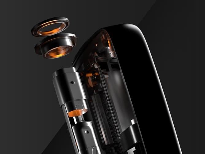 プルームX 新発想の加熱技術HEATFLOW搭載