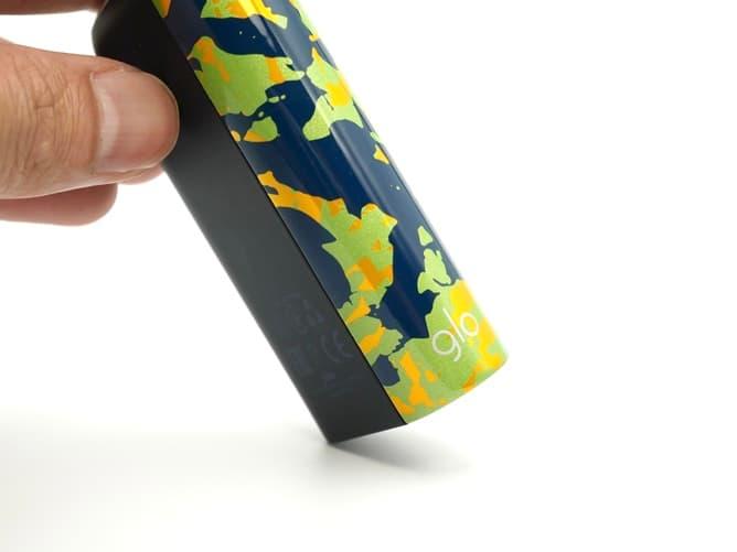 グローハイパープラス 限定ワイルド・エディション トロピカルトパーズ お洒落な柄(デザイン)