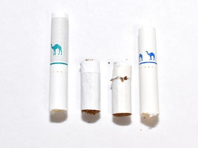 プルームエックスのスティックのたばこ葉は従来品と同じ量