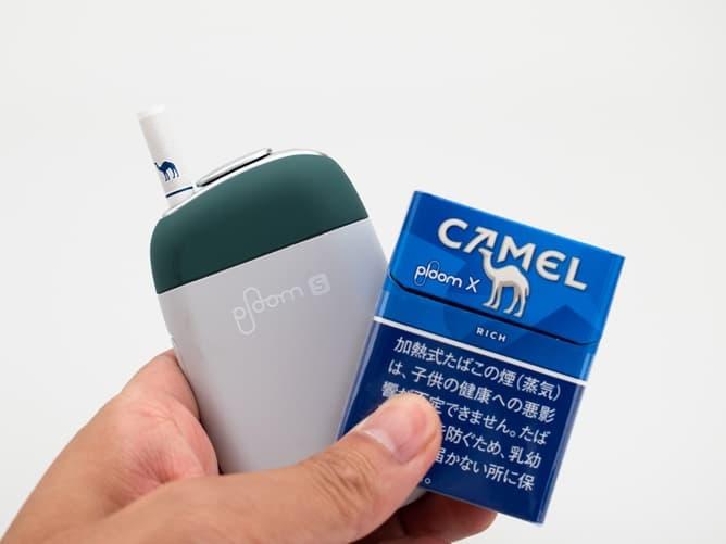 PloomX 新味 タバコスティック レビュー