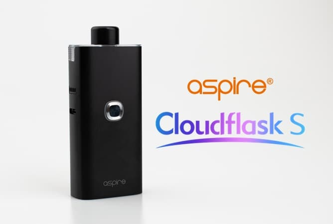 Aspire Cloudflask S 実機レビュー
