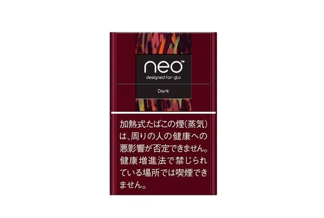 グロープロ/ナノ用フレーバー neoネオ・ダーク・プラ ス・スティック