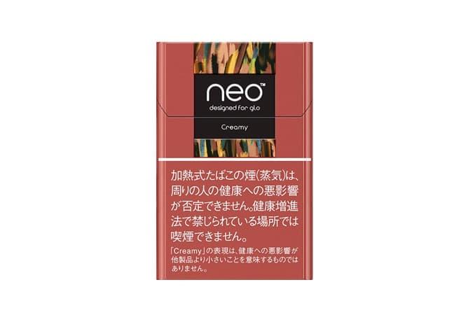 グロープロ/ナノ用フレーバー neoネオ・クリーミー・プラ ス・スティック