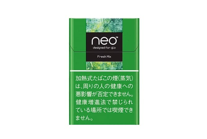 グロープロ/ナノ用フレーバー neoネオ・フレッシュ・プラ ス・スティック