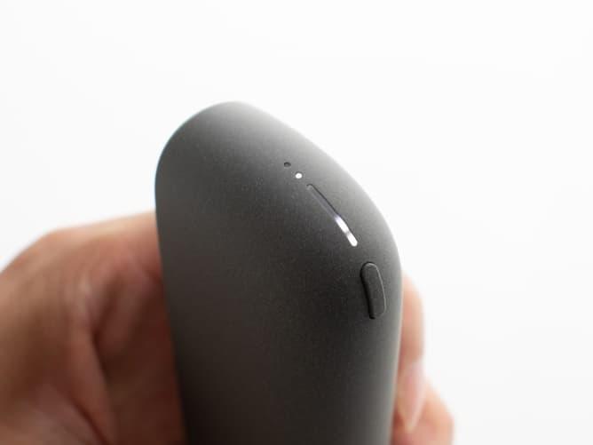 iQOS ILUMA(アイコスイルマ)バッテリー残量確認