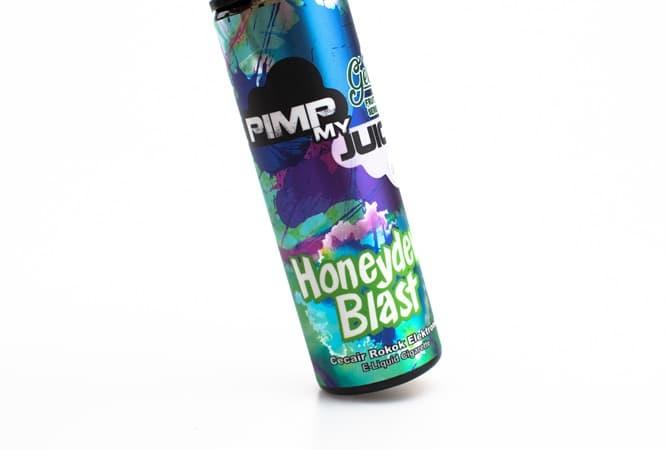 pimp my juice HONEYDEW BLASTリキッドの詳細